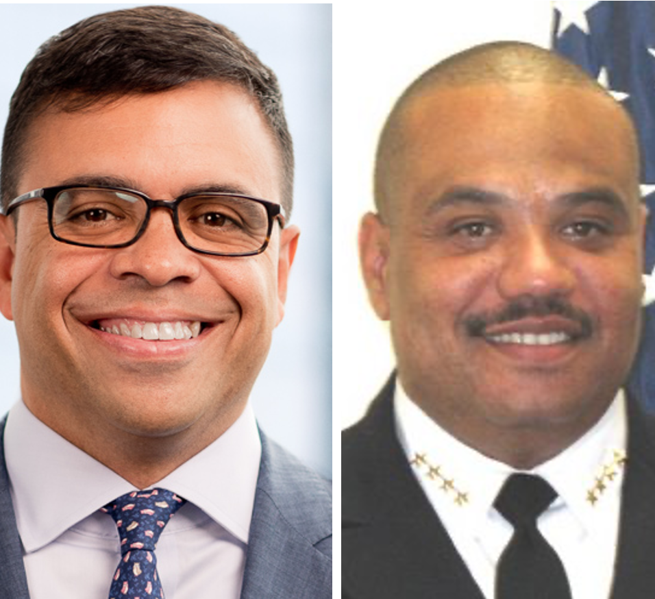 Conversations on Race: Policing in the U.S. and New London